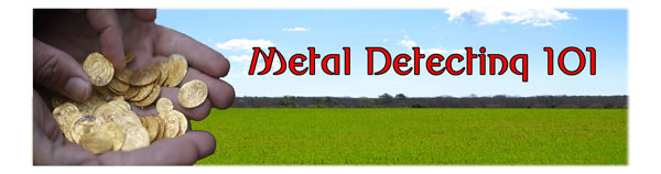 Metal detecting101 for all the very latest metal detecting news and information