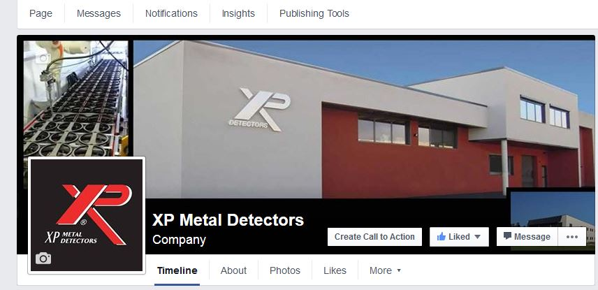 Metal detecting with XP the official xp metal detectors facebook page catch up with the latest Deus and version 4 news